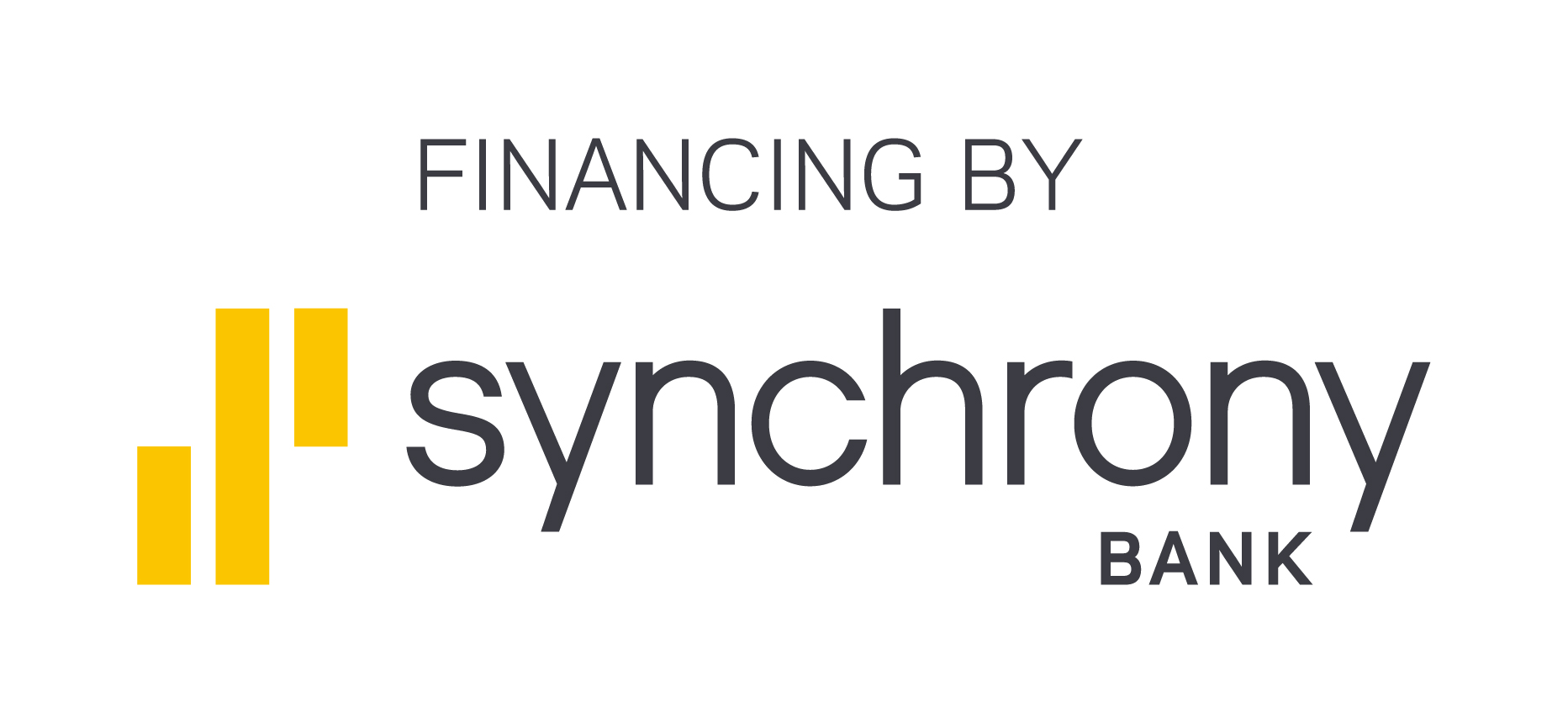 synchrony. financing by